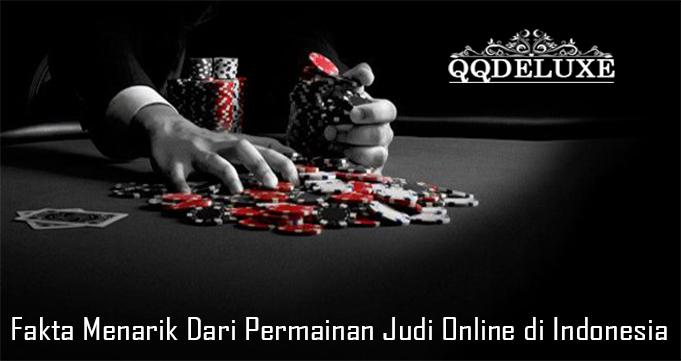 Fakta Menarik Dari Permainan Judi Online di Indonesia